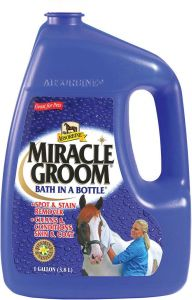 Absorbine Miracle Groom Gallon