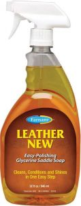 Leather New Easy-Polishing Glycerine Saddle Soap 32oz
