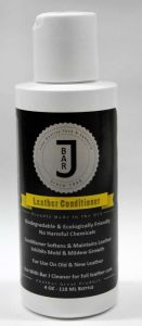 Bar J Leather Conditioner - 4oz Bottle