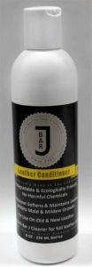 Bar J Leather Conditioner - 8oz Bottle