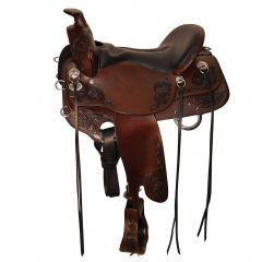 """Horizon Wanderer Saddle Close Out 16.5"""" Wide Only"""