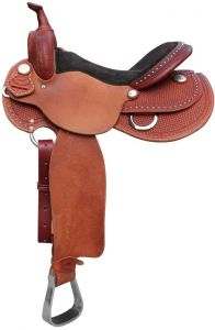 The Rundown Saddle by Bar J Saddlery