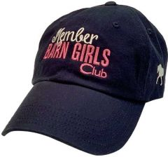 Member Barn Girls Club Baseball Hat