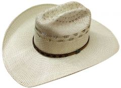Blaine Bent Rail Straw Hat