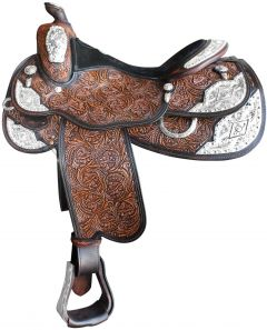 "Limited Edition ""Vindicator"" Show Saddle"
