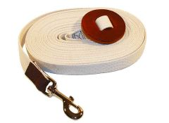 Cotton Lunge Line with Snap (Out of Stock)