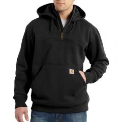 Carhartt Paxton Heavyweight Quarter Zip Hooded Sweatshirt