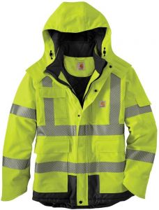 Carhartt High Visibility Class 3 Sherwood Jacket