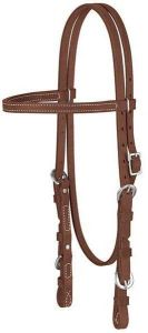 ProTack Quick Change Browband Headstall