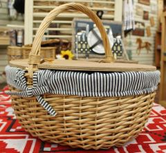 Country Basket Picnic Basket