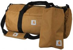 Crhartt Trade Series Medium Duffel and Utility Pouch