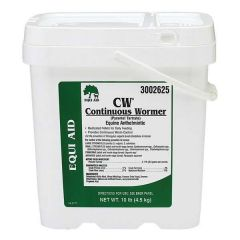 Equi-Aid CW  Continuous Wormer 10 lbs
