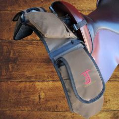 Waxwear Trail Bag for Endurance Saddles