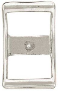 """Conway Buckle Chrome, 5/8"""""""