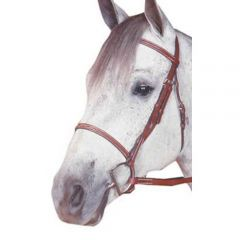 Kincade Raised Fancy Stitched Bridle With Reins