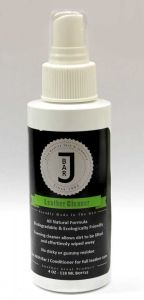 Bar J Leather Cleaner - 4oz Bottle