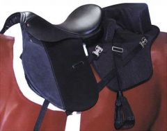 Buddy Seat With Pro Tuff Stirrups