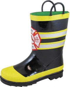 Smoky Mountain Children's Fireman Rubber Boot