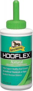Absorbine Hooflex Dressing Conditioner With Brush
