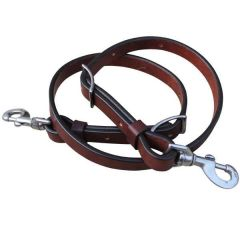 Bridle Leather Tie Down Strap