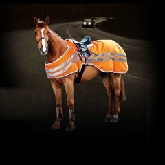 Horze Reflective Wrap Riding Sheet