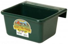 6 Quart Plastic Mini Feeder - Colors