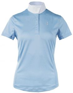 Horze Blaire Women's Short-Sleeved Functional Show Shirt