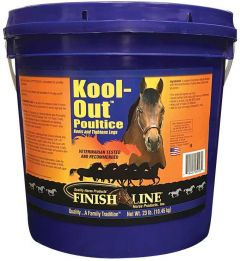 Kool Out Non Medictated Poultice 23lbs
