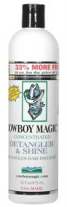 Cowboy Magic Detangler & Shine 16 OZ