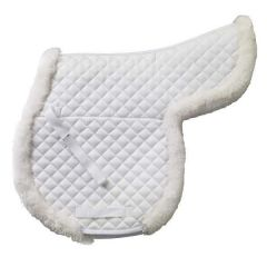 Syntec Sheepskin Shaped Quilted Pad