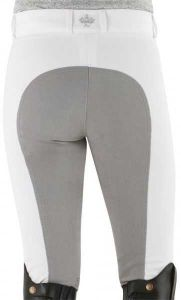 Ovation Celebrity EuroWeave DX Front Zip Full Seat Breeches