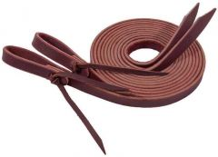 Circle Y Split Reins - Latigo
