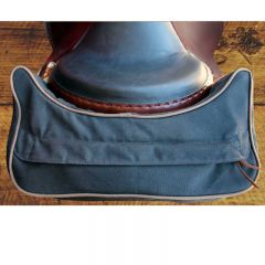 Waxwear Cantle Bag