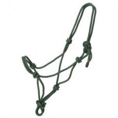 Miniature Poly Rope Tied Halter