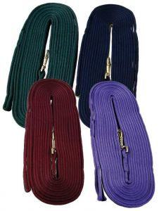 Kincade Two Tone Padded Lunge Line
