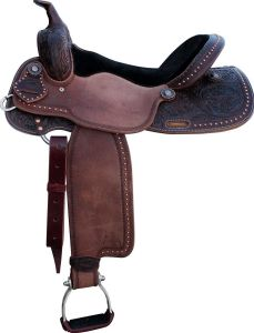 The Outlaw Shooter/Barrel Saddle