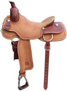 Hired Gun Horsemanship Saddle Limited to In Stock