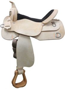 Oakland Trainer Saddle