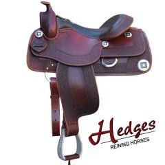 Kelly Hedges Reiner Saddle