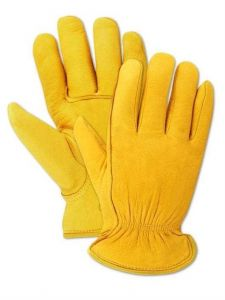Deer Skin Driver Gloves Unlined & Thinsulate Lined