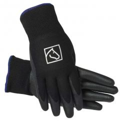 Terry Lined Equestrian Barn Glove