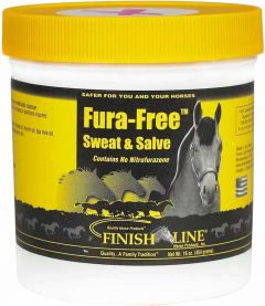 Fura-Free Sweat & Salve Skin And Wound Care Gel 16oz