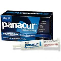 Panacur Power Pac - Five 57g Tubes