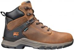 """Timberland Pro Men's Hypercharge 6"""" Soft Toe Work Boots"""