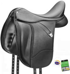 Bates  Luxe Leather  Dressage Saddle