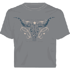 """T-Shirt """"Preserve a Dying Breed-The American Cowboy"""""""