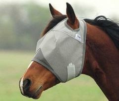 Cashel Crusader Standard Fly Mask No Ears
