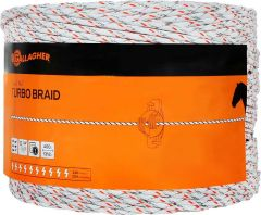 Gallagher Turbo Braid 656 ft