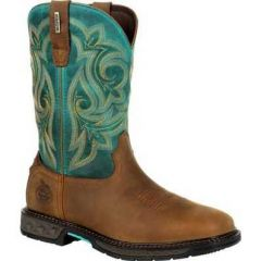 Georgia Boot Carbo-Tec LT Women's Waterproof Pull-On Boot