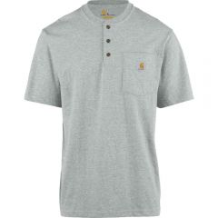 Carhartt Workwear Short Sleeve Pocket Henley Shirt